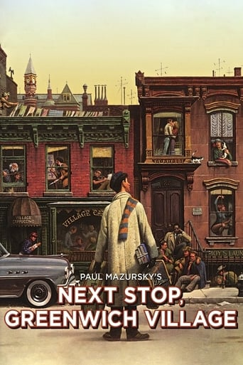 Poster of Next Stop, Greenwich Village