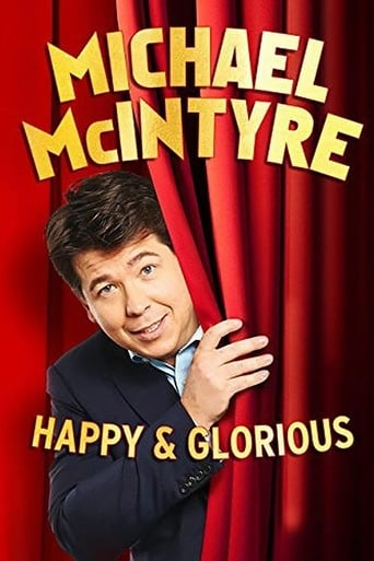 Poster of Michael McIntyre - Happy & Glorious