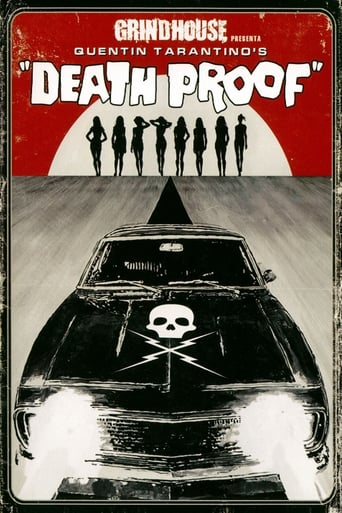Poster of Grindhouse (Death Proof)