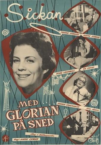 Poster of Med glorian på sned