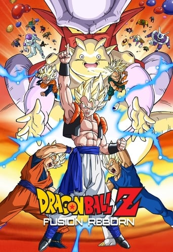 Poster of Dragon Ball Z: Fusion Reborn