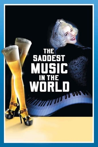 The Saddest Music in the World poster