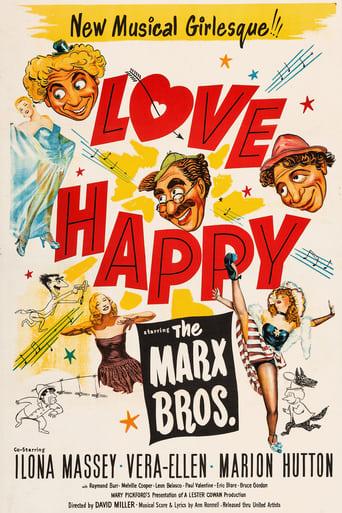 Poster of Love Happy