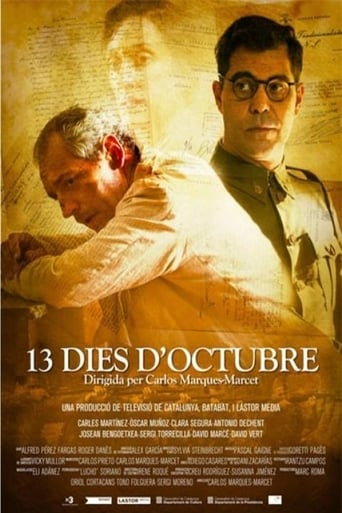 Poster of 13 Days of October