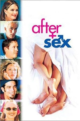 Poster of Después del sexo