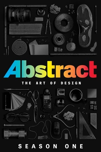 Abstract The Art of Design 1ª Temporada - Poster