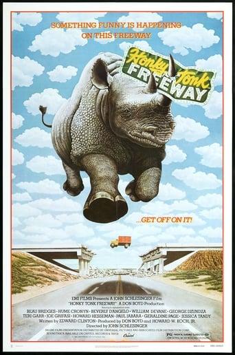 Poster of Honky Tonk Freeway