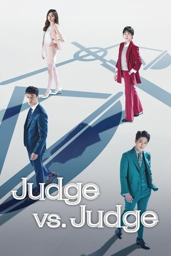 Poster of Judge vs. Judge
