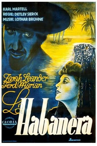 Poster of La Habanera