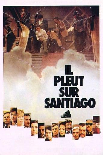 Poster of Rain over Santiago