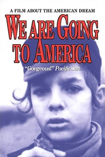 Poster of We Are Going to America