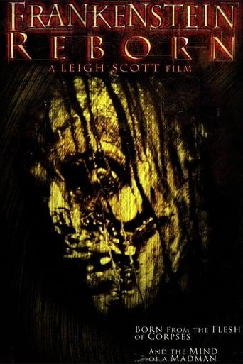 Poster of Frankenstein Reborn