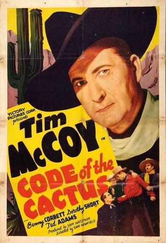 Poster of Code of the Cactus