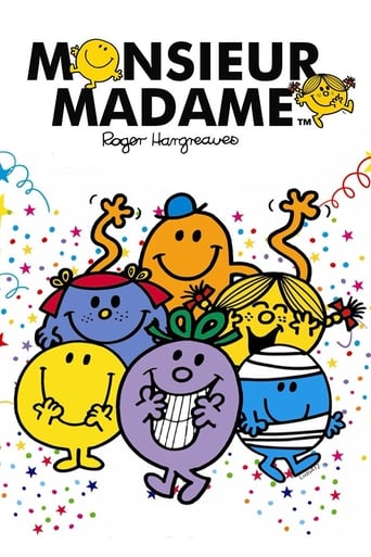 Poster of The Mr. Men Show