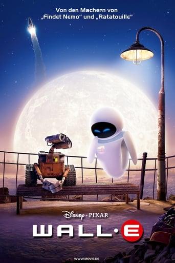Filmplakat von WALL·E - Der Letzte räumt die Erde auf