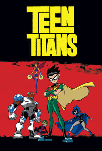 Poster of Teen Titans