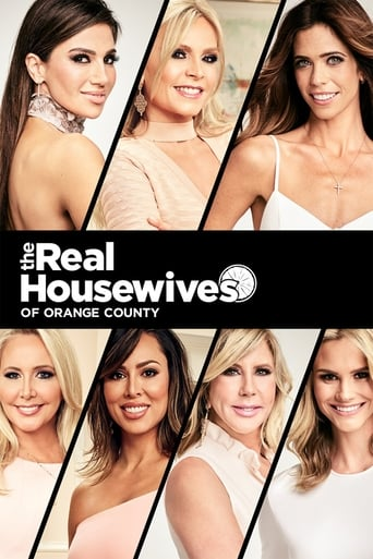 Poster of The Real Housewives of Orange County