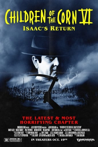 Poster of Children of the Corn 666: Isaac's Return