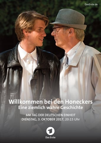 Poster of Willkommen bei den Honeckers
