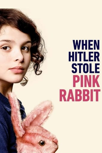 Poster of When Hitler Stole Pink Rabbit