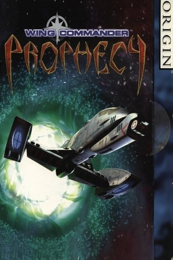 Poster of Wing Commander V: Prophecy
