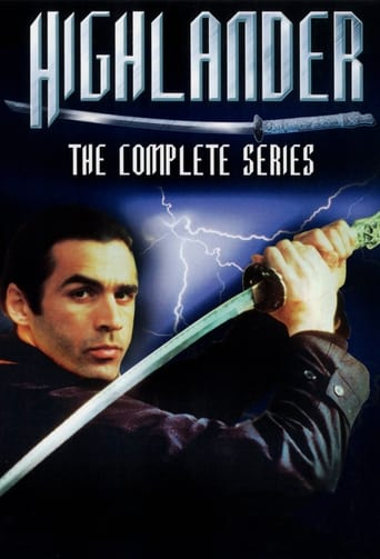 Poster of Highlander: The Series