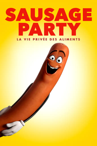 Sausage Party - Vita segreta di una salsiccia