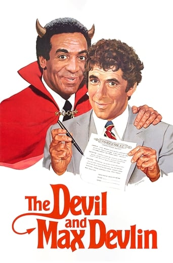Poster of The Devil and Max Devlin