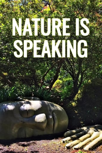 Poster of Nature Is Speaking