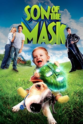 Poster of Son of the Mask