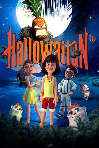Poster of Hallowaiian: Adventure Hawaii