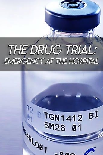 Poster of The Drug Trial: Emergency at the Hospital
