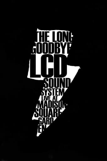 Poster of LCD Soundsystem: The Long Goodbye