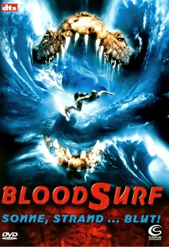 Poster of Blood Surf