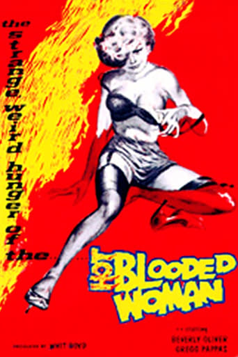 Poster of Hot-Blooded Woman