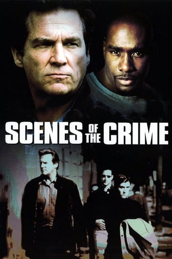 Poster of Scenes of the Crime