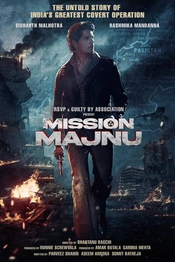 Poster of Mission Majnu