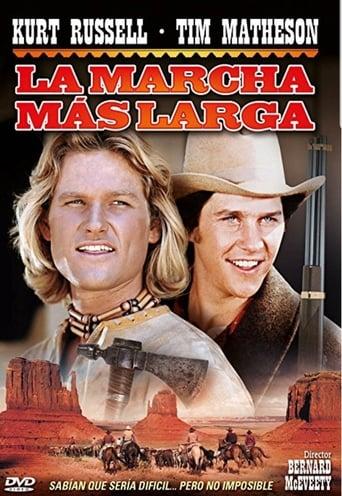 Poster of La marcha más larga
