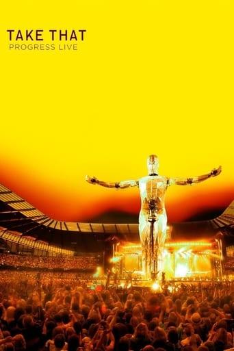 Poster of Take That: Progress Live