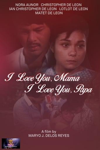 Poster of I Love You Mama, I Love You Papa