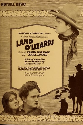 Poster of Land O' Lizards