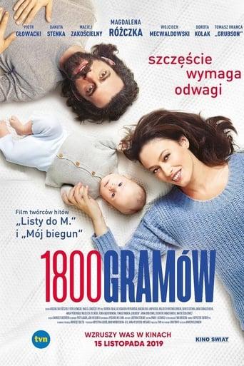 Poster of 1800 gramów