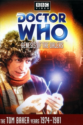 Poster of Doctor Who: Genesis of the Daleks
