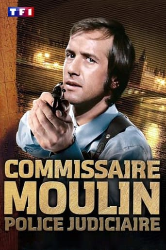 Poster of Police Commissioner Moulin