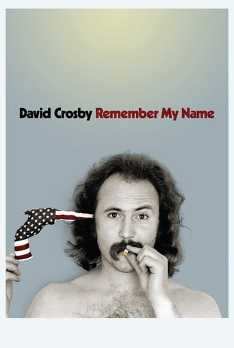 Poster of David Crosby: Remember My Name