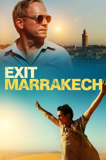 Poster of Exit Marrakech