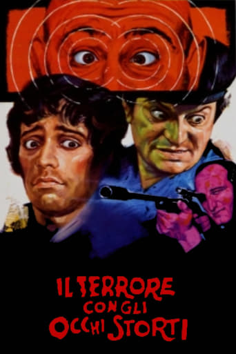 Poster of The Terror with Cross-Eyes