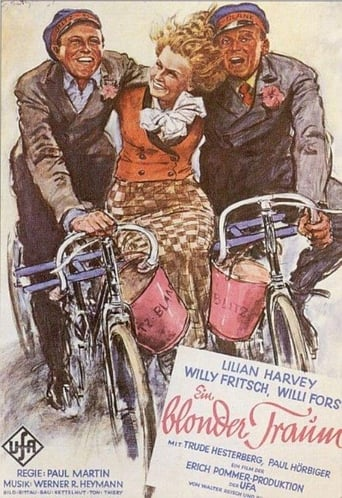 Poster of Ein blonder Traum