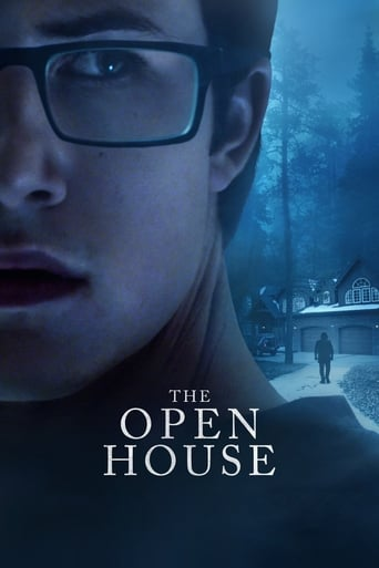 Poster of The Open House