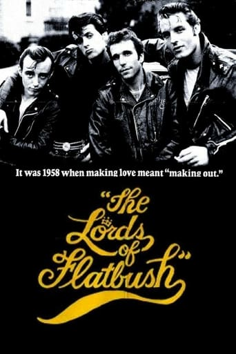 Poster of The Lords of Flatbush